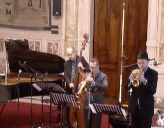 Riccardo Del Fra quintet Hoffnung/Espoir/Nadzieja - 19.03.17